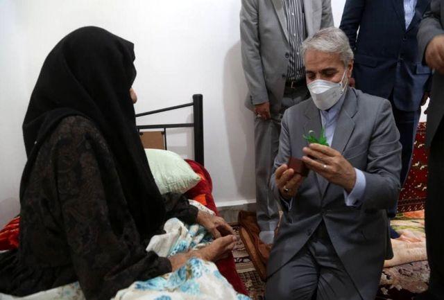 اهدا ۵٧٠٠ واحد مسکن محرومین در سیستان و بلوچستان به مددجویان کمیته امداد و بهزیستی