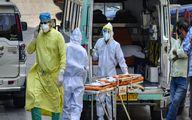 آمار جهانی کرونا/ مرگ بیش از 711 هزار نفر بر اثر کووید 19 در جهان