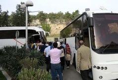 برخورد با ۱۴ تور غیر مجاز گردشگری در قزوین