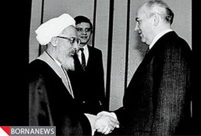 روایت هاشمی رفسنجانی از شوخی گورباچف با امام خمینی(ره)