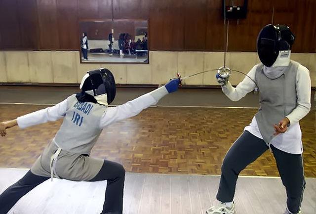آغاز مسابقات شمشیربازی جام جهانی اپه دختران
