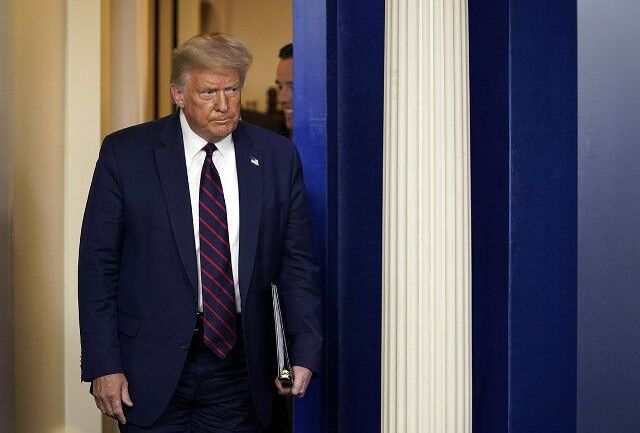 ترامپ: باخت برای من خیلی سخت خواهد بود