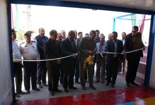 مرکز معاینه فنی شماره 2 میانه افتتاح شد