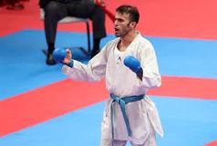 کاراته کای الوندی در صدر رنکینگ برترین های جهان