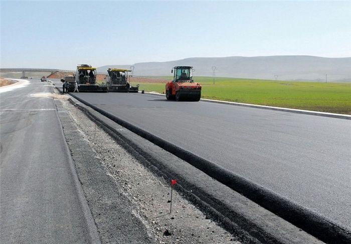 طرح بزرگراهی کریدور غرب کشور ۶۵ درصد پیشرفت فیزیکی دارد