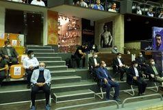 مراسم پویش کمک مومنانه جامعه کشتی با حضور سلطانیفر و احمدی برگزار شد+ عکس