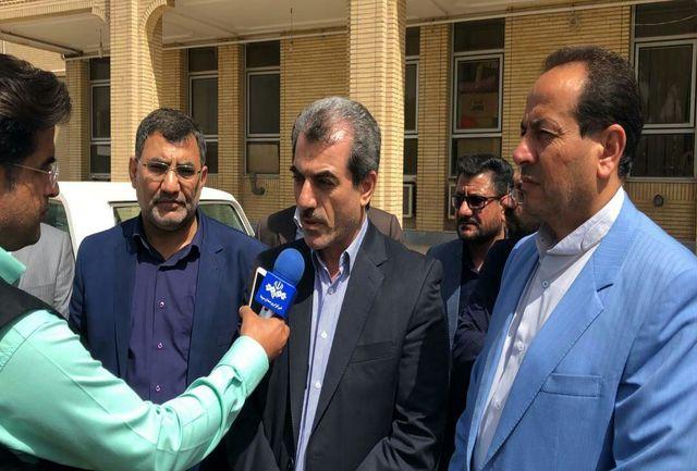 سیلاب ۵۴ هزار دانش آموز را بی مدرسه کرد/۱۰۹ مدرسه تخریبی ناشی از سیلاب در خوزستان