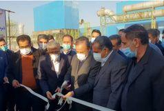 یک واحد تولیدی در بوئین زهرا افتتاح شد
