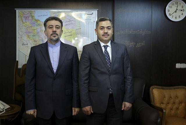 برگزارى نمایشگاه مشترک ایران و جمهوری آذربایجان