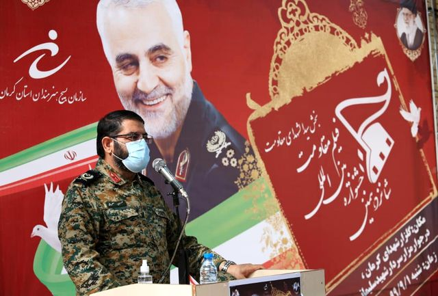 آغاز به کار شانزدهمین جشنواره بینالمللی فیلم مقاومت در جوار آرامگاه سردار سلیمانی در کرمان