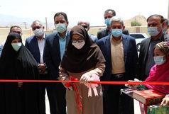 نخستین مدرسه پویش آجر به آجر کشور در خوزستان افتتاح شد