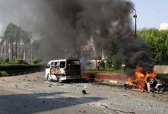 وقوع انفجار همزمان با انتخابات ریاست جمهوری