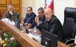 معارفه مدیرکل دفتر سیاسی، انتخابات و تقسیمات کشوری استانداری