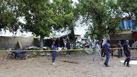 انفجار مقابل ورودی ورزشگاه فوتبال «عین عیسی»/ کشته شدن چند نظامی