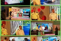  تشریح برنامههای پلیس راه ایلام در برنامه تلویزیونی خانواده و مسافرت
