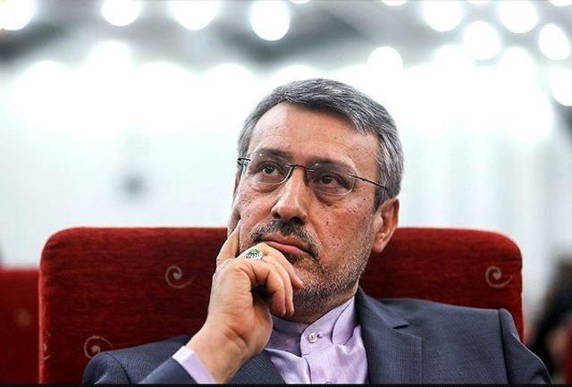 توئیت بعیدینژاد درباره امضای تفاهمنامه همکاری نفتی بین ایران و کنسرسیوم «پرگس»
