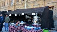 برپایی نمایشگاه صنایع دستی و سوغات به مناسبت شب یلدا در خرم آباد