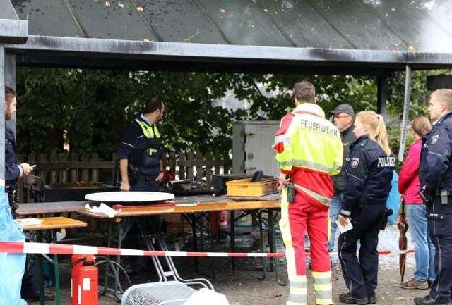 انفجار مرگبار در جشنواره روستاییِ