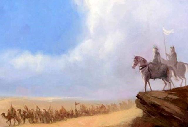 نخستین واکنش حضرت عباس(ع) علیه دشمن در صحرای کربلا