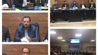 افتتاح پروژه های پدافند غیرعامل شرکت آب و فاضلاب روستایی استان