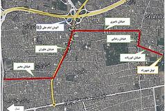 پیشرفت 50 درصدی پروژه احداث شبکه جمع آوری آب های سطحی خیابان خاوران