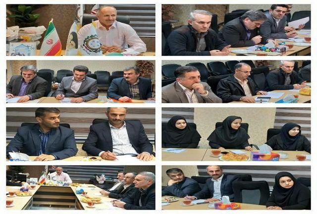 جلسه تدوین بودجه سال 98 شهرداری تالش برگزار شد
