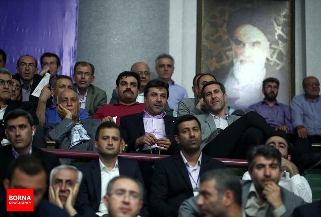 بلندقامتان ایران لیاقت رفتن روی سکوی لیگ ملتها را دارند/ تیم ملی والیبال با رهبری معروف شایستگی خود را اثبات کرد