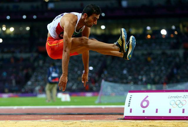 ارزنده بلیط المپیک ریو را بدست آورد