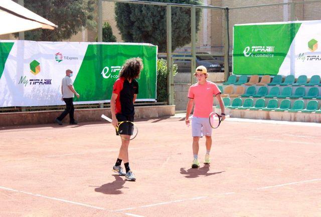 فینالیستهای انفرادی تور جهانی تنیس زیر ۱۸ سال ارومیه مشخص شدند