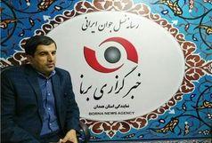 ربانی مهر رئیس هیئت اسکواش استان همدان شد