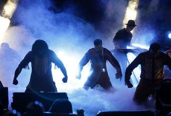 کنسرت (( پسر خورشید )) لئو روخاس