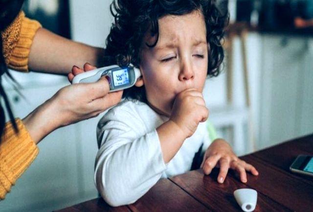 علائم متفاوت کرونا در کودکان