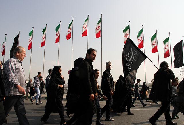 25 هزار زائر پیاده تاکنون وارد مشهد شده اند