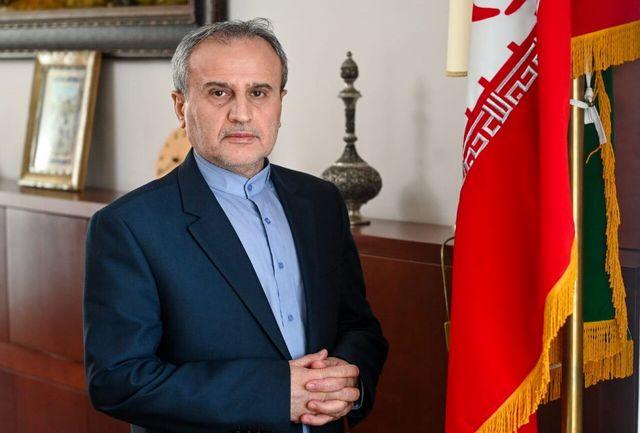 صلح و ثبات اولویت سیاست منطقه ای ایران است