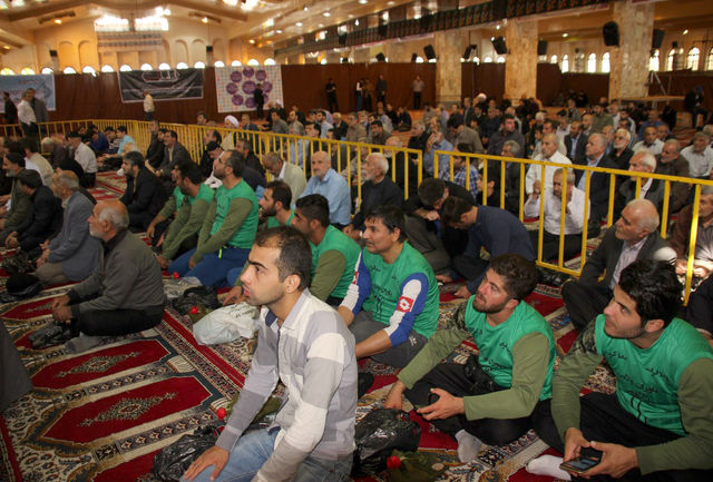حذف نردههای نمازجمعه و گسترش اعتماد عمومی
