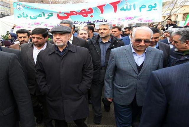 اقتدار افولناپذیر ایران در 22 بهمن آشکار شد