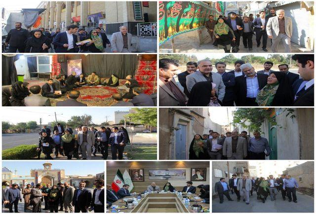 گردشگری تاریخی و مذهبی تهران در انحصار شهرری/ کابل های فشارقوی ملک آباد دفن می شوند