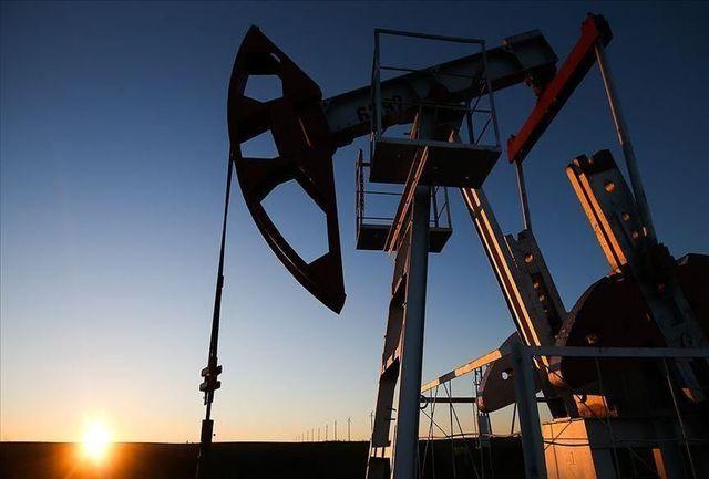 قیمت نفت برنت به 44.13 دلار رسید