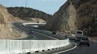 بازدید معاون رئیس جمهوری از منطقه یک آزادراه تهران - شمال / افتتاح بخش اول پروژه در بهمن ماه