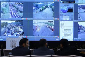 افتتاح مرکز فرماندهی و کنترل هوشمند پایتخت