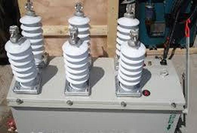 نصب تجهیزات محافظ بر روی ترانس های برق در اهواز برای جلوگیری از خاموشی