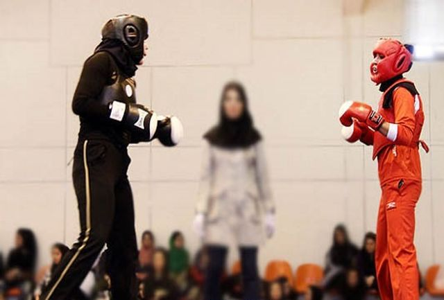 بانوان ووشو کار سیستان و بلوچستان به رقابتهای کشوری اعزام شدند