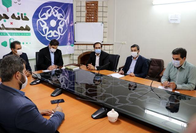 بهرهمندی از دو مشاور جوان آقا و خانم در اداره کل ورزش و جوانان استان همدان