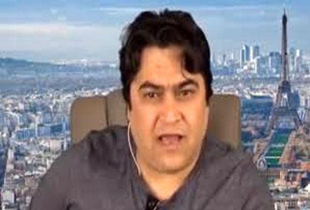 رمزگشایی نافرجام دستگیری زم + فیلم