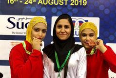 ووشوکاران اصفهانی اولین مدال برونئی را کسب کردند