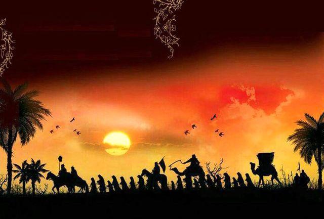 آنچه در روز اربعین حسینی بر کاروان اسرای کربلا گذشت