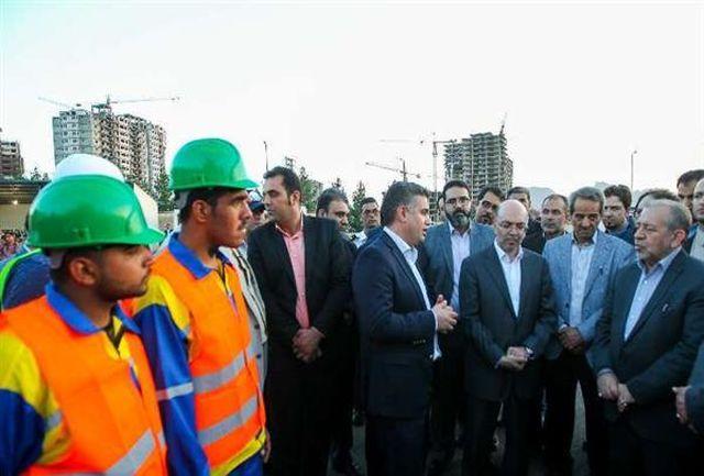 بهره برداری از هف طرح آب و فاضلاب در استان اصفهان