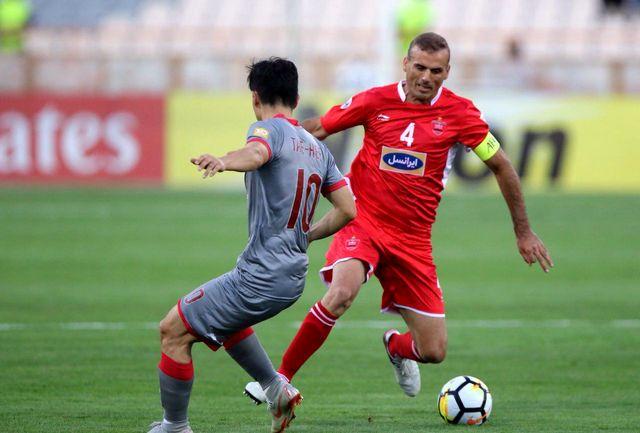حسینی: هواداران فعلا به بازیکنان نپردازند/ بازی سنگینی مقابل السد داریم