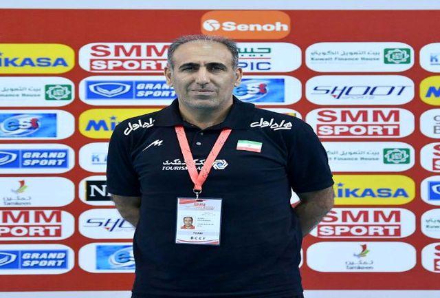 محمدی: مسئولین مسابقات عذرخواهی کردند