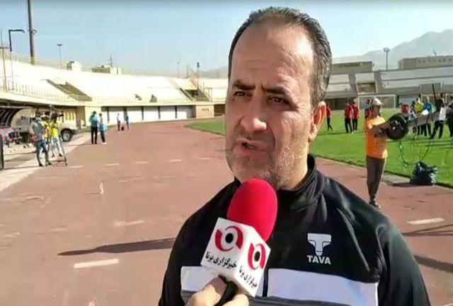 """برگزاری چالش های ورزشی در قالب پویش """"آماده باش"""""""